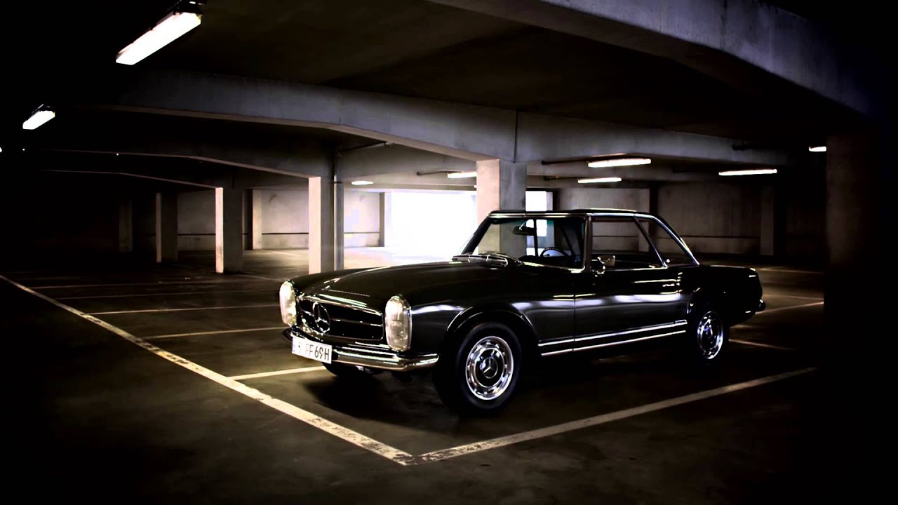 An automotive dream – the Mercedes-Benz SL 280 Pagoda - Mercedes-Benz original