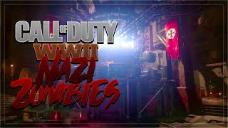 Official Call of Duty®: WWII Nazi Zombies Black And White Teasers Trailer!