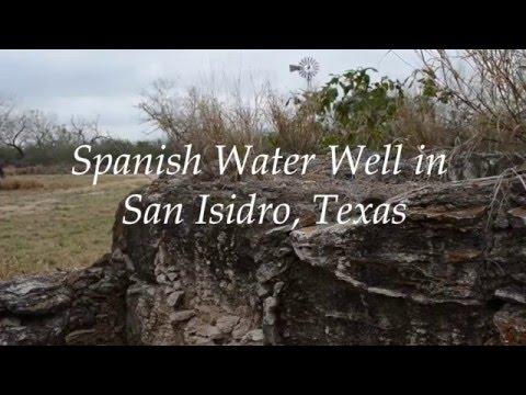 Spanish Water Well in San Isidro