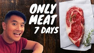 The 7 DAY CARNIVORE DIET