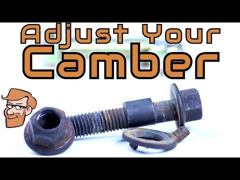 How Cam Bolts Work (How to Adjust Camber) • Cars Simplified