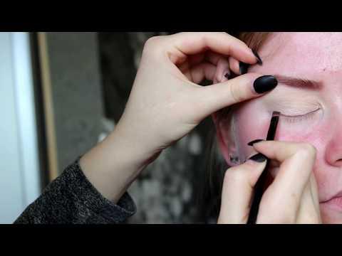 МАКИЯЖ - ПРЕОБРАЖЕНИЕ  Вечерний макияж для блондинок