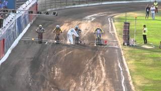 Speedway Braila 2011 ( 17 sept. ) Alex. Toma crash