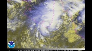 Tropical Cyclone Fletcher (2014)