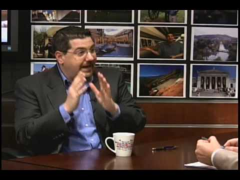 Erik Hastings on Travel Broadcasting Part 1/2