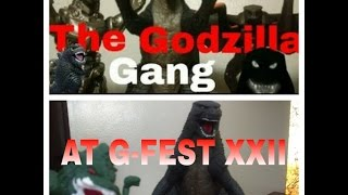 The Godzilla Gang Season 3 ep 7: at G-fest once again! (2015)
