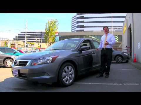 2009 Honda Accord EX-L | Honda of Seattle
