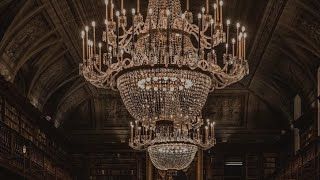 studying alone at the library at midnight (a dark academia playlist)