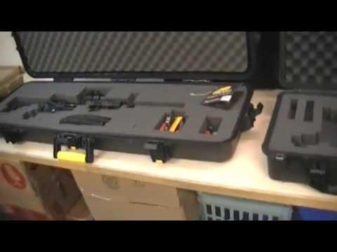 """Pelican 1750 Vs. Plano All Weather Gun Guard 42"""" Rifle Case Comparison"""