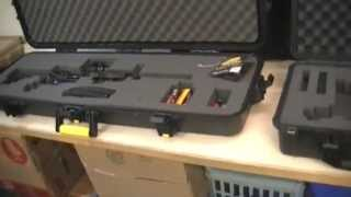 "Pelican 1750 Vs. Plano All Weather Gun Guard 42"" Rifle Case Comparison"