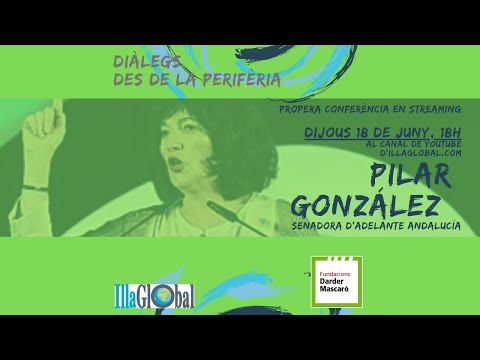 PILAR GONZÁLEZ - Diàlegs des de la perifèria
