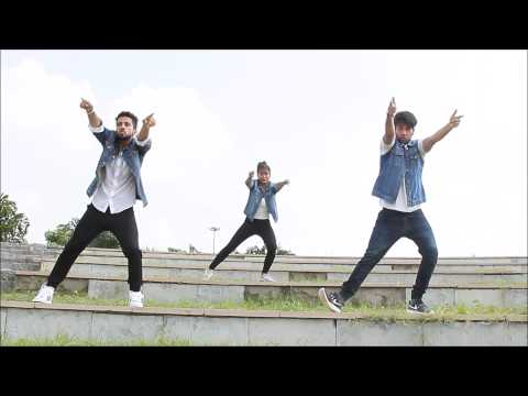 Diljit Dosanjh - Proper Patola - Urban Dance Center India