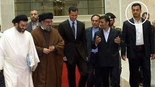 بالفيديو.. مقتل حارس أحمدى نجاد في سوريا