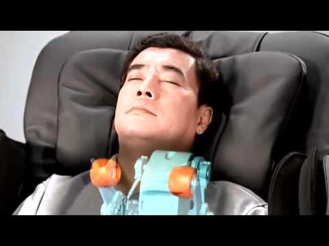Ghế massage toàn thân loại nào tốt - Ghemassage.net.vn