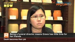 Death becomes their job (Young Undertakers Pt 3)