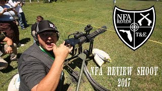 NFA Review Shoot 2017