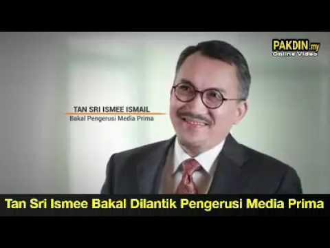 [Video] Tan Sri Ismee Bakal Dilantik Pengerusi Media Prima