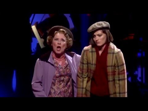 The Laurence Olivier Awards 2016: Gypsy