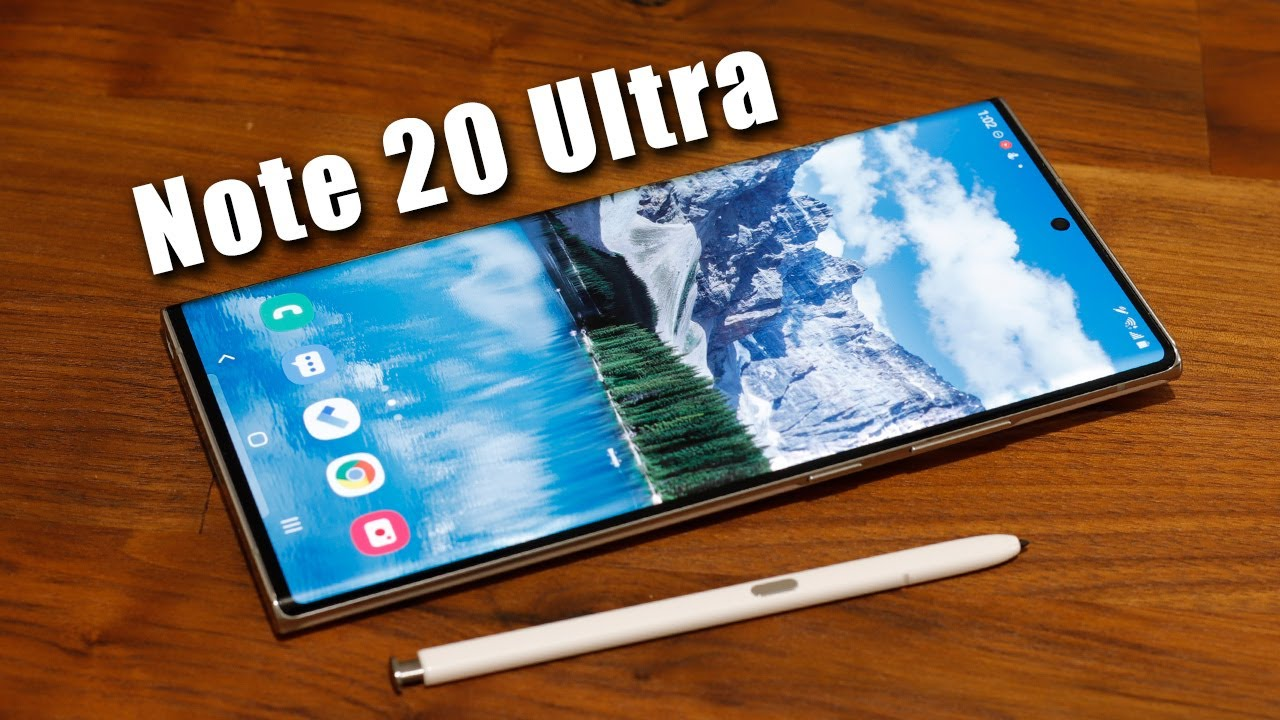 Galaxy Note 20 Ultra review: 1 year later
