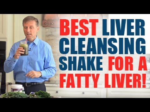 Best Liver Cleansing Shake for a Fatty Liver!