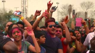 Rang De 2014 at Wonderland Dubai with Yo Yo Honey Singh, Mika Singh, Jaz Dhami