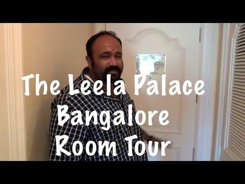 The Leela Palace, Bangalore Room Tour