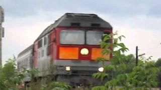 [RZD] Тепловоз ТЭП70-0123 с пригородным поездом.(, 2015-05-12T07:10:17.000Z)