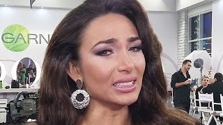 Lisandra muy triste habló de su prueba de nicotina y de sus fotos comprometedoras