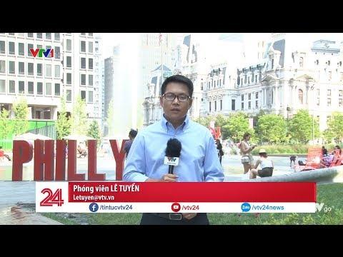 Người dân Mỹ khổ sở vì nắng nóng kỷ lục | VTV24
