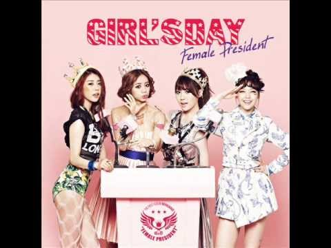 [MP3/DL] Girl's Day (걸스데이) - Female President (여자 대통령)