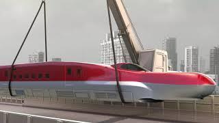 Ahmedabad - Mumbai High Speed Bullet Train Project presentation