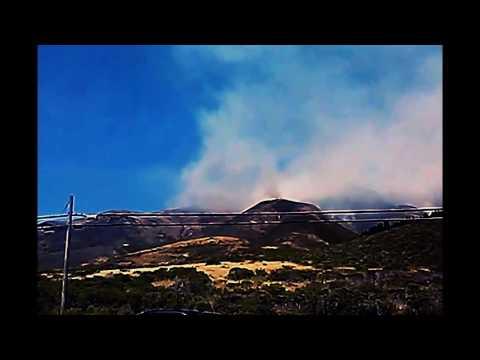 7/23/16 SOBERANES BIG SUR FIRE