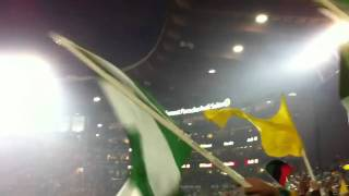 Portland Timbers Army Section 106 vs Chicago Fire