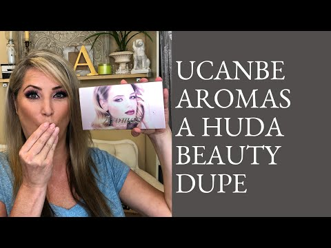 Ucanbe Aromas Palette a Dupe for Huda Beauty's Nude Palette? thumbnail