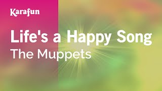 Karaoke Life's a Happy Song - The Muppets *