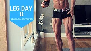 Rob Lipsett's LPP Day 4: It's Leg Day Again !