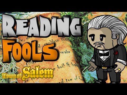 READING FOOLS | Town of Salem Ranked Mafia