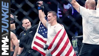 MMA Junkie Radio #2925: Ian Heinisch credits strong mentality for UFC Rochester win