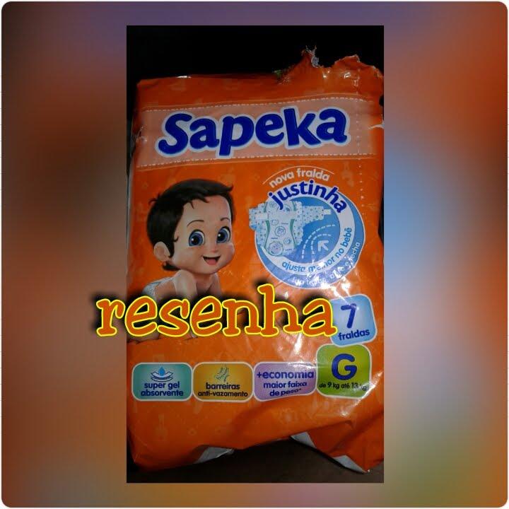 9fe1a7ef0 Resenha da nova fralda Sapeka - YouTube