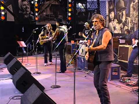 The Highwaymen - Highwayman (Live at Farm Aid 1992) - YouTube