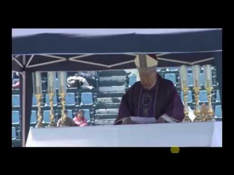124 CISNE Radio resumen Gran Acto de Desagravio Reparación Consagración toma espiritual CDMX