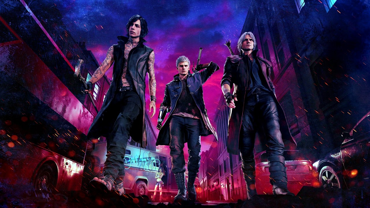 Devil May Cry 5 OST | Devil Trigger [Opening Version]