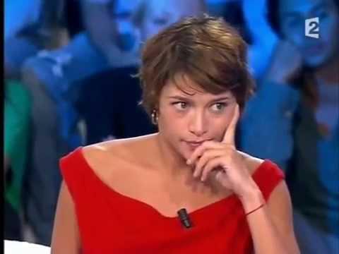Emma De Caunes - On n'est pas couché 22 septembre 2007 #ONPC thumbnail