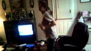 Aunt shawna dancin lol
