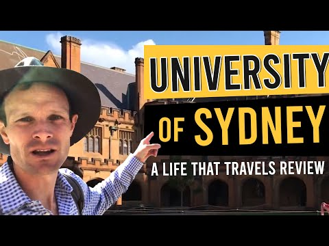 The University Of Sydney REVIEW [An Unbiased Review By A Life That Travels]
