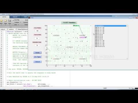 VANET Simulation in MATLAB - File Exchange - MATLAB Central