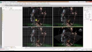 3dsMax уроки на русском 42 (Lock Zoom Pan for 3dsMax 2014 - 2015)
