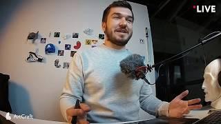 КАК РИСОВАТЬ В ФОТОШОПЕ — online мастер класс с Игорем Лободой  2 часа практики рисунка в Photoshop