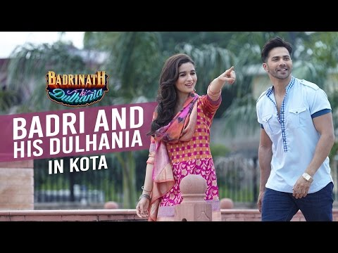 Badri And His Dulhania In Kota