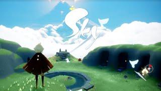 Setelah Menunggu Lama! Rilis Juga di Playstore - Sky: Children of Light (Android)